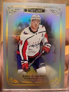 2019-20 Stature John Carlson base