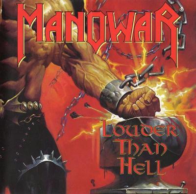 MANOWAR - Louder than Hell CD 1996