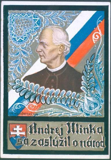 9A49 Slovensko - ANDREJ HLINKA, AUTOPOŠTA ŽILINA