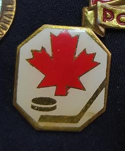 P52a Odznak Kanada - lední hokej  1ks
