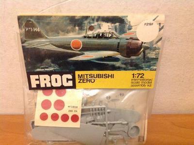 FROG - Mitsubishi ZERO, 1/72