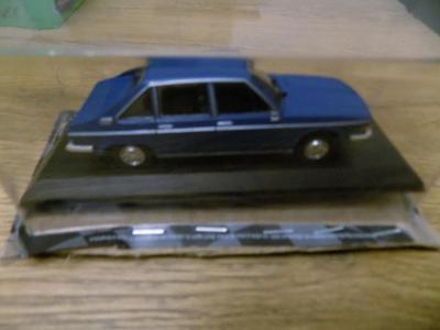 Model 1:43 Tatra 613