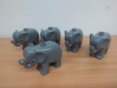 Lego duplo slon - 5 ks