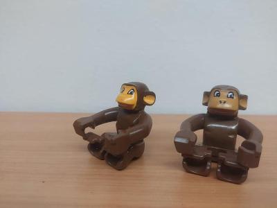 Lego duplo opice - 2 ks
