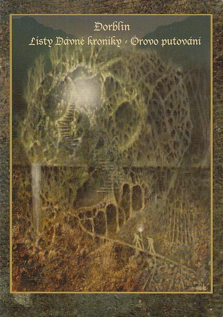Listy Dávné kroniky - kniha první: Órovo putování - Knihy