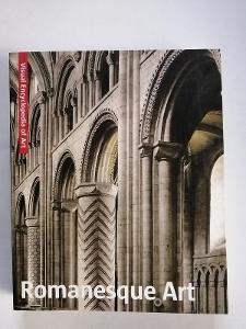 Romanesque Art: The Visual Encyclopedia of Art - jako nová