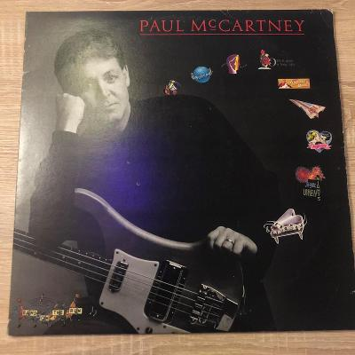 2 LP Paul McCartney – All The Best