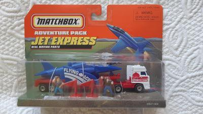 Matchbox Jet Express