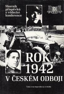 Rok 1942 v českém odboji