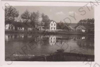 Černovice u Tábora - rybník