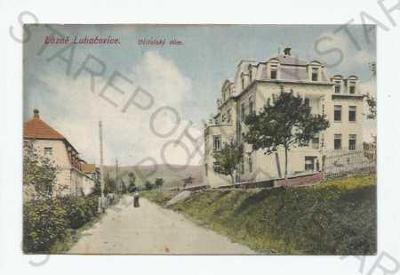 lázně Luhačovice Zlín učitelský dům