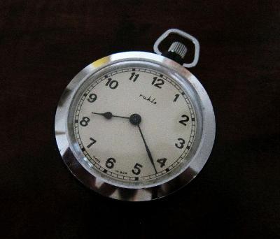 Německé kapesní hodinky RUHLA - funkční