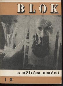 Blok – časopis pro umění, roč. I., číslo 8/1947. O