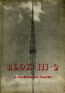 Blok – časopis pro umění, roč. III, číslo 2/1948. O