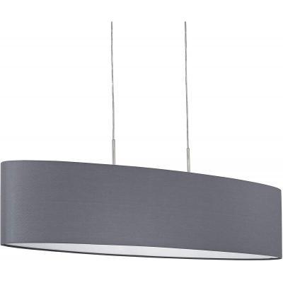 Závěsné světlo Pasteri Eglo 31586 - šedá