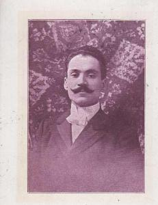 Fr. Miroslav Čepek, portrét, DA