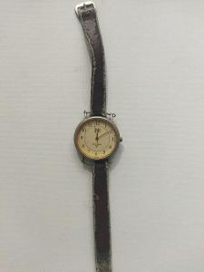 Staré hodinky Quartz
