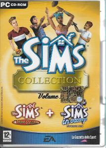THE SIMS COLLECTION - PC CD-ROM