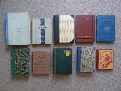 10x starý / starší román
