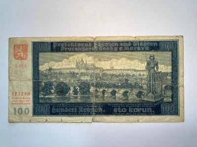 100 K 20.8.1940 II. vydání