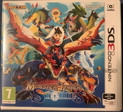 Monster Hunter Stories 3DS PAL nové