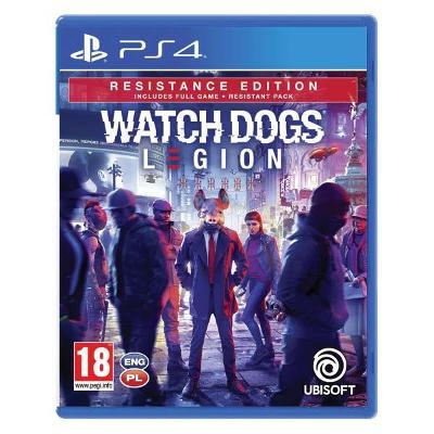 PS4 Watch Dogs: Legion