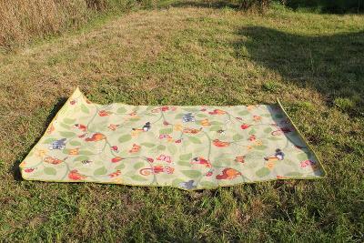 dětský koberec předložka džungle rozměr 200 x 120 cm