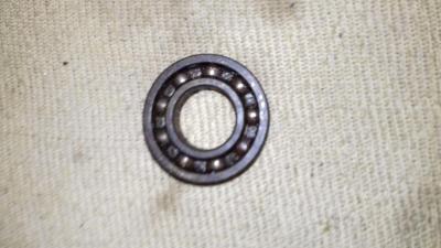 Nejeté kuličkové ložisko 17x35x8mm 16003,vůle O.k.