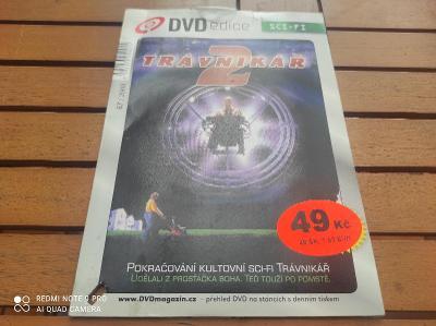Trávnikář 2 dvd