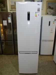 No Frost kombinovaná chladnička LG GBB62SWFFN A+++, nová