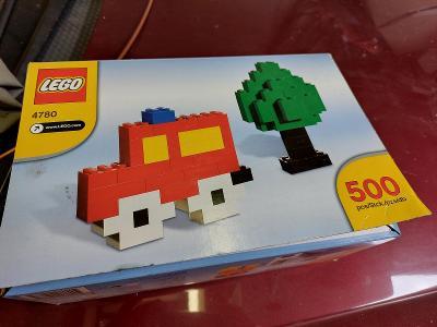 Lego Kostky 500 kusů