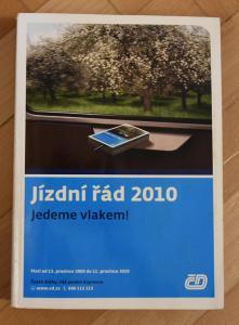 Jízdní řád ČD 2010