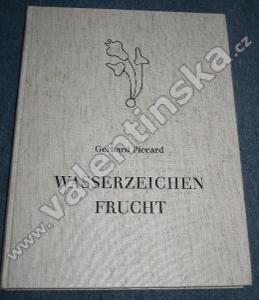 Wasserzeichen Frucht, Findbuch XIV