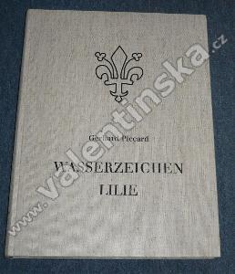 Wasserzeichen Lilie, Findbuch XIII