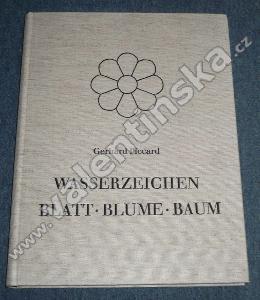 Wasserzeichen Blatt/Blume/Baum, Findbuch XII