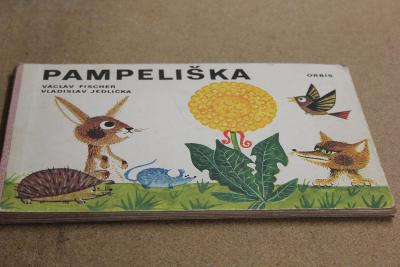 STARÉ POHÁDKY LEPORELO - PAMPELIŠKA  ROK 1972