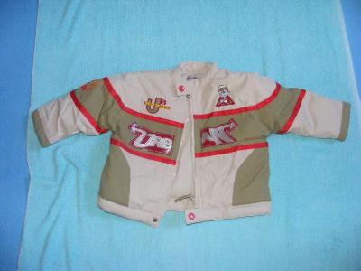 Zimní bunda Tom Kiddy vel 86