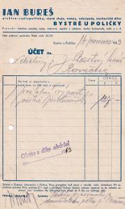 Účet elektro-potřeby Jan Bureš, Bystré