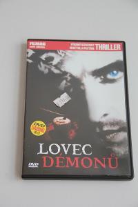 DVD Lovec démonů    VÍC V POPISU