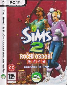 PC hra Sims2 - rozšíření Roční období, od 1 Kč !