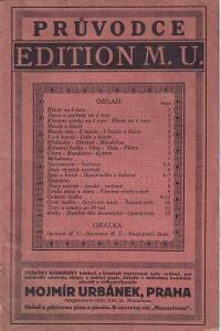 Katalog Průvodce hudebninami, 1914