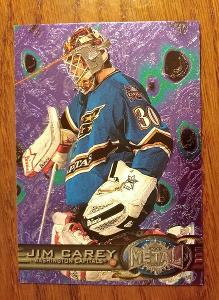 CARRY Jim ,  96-97 METAL UNIVERSE # 162