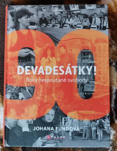 Kniha DEVADESÁTKY!
