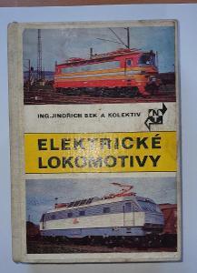 Elektrické lokomotivy; NADAS; Ing. Jindřich Bek