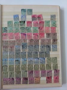Sbírka známek svět