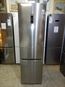 No Frost kombinovaná chladnička LG GBB72PZDMN A++/E, nová