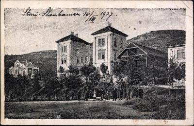 27A1862 Srbsko  Srbsko Stari Slankamen
