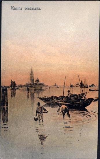 27A1873 Itálie Venezia / Benátky