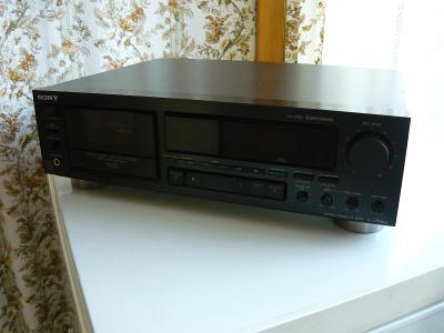 Sony tc k 750ES