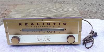 REALISTIC : HIGH FIDELLITY - FM,AM